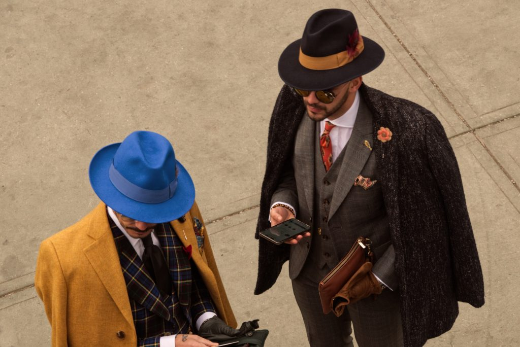 Pitti Uomo 95 Street Style Photo from Florence, Italy